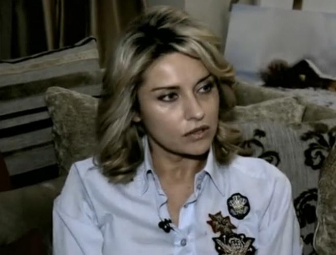 Екатерина Архарова уехала к родителям