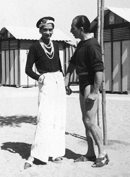 Коко Шанель, 1930 год