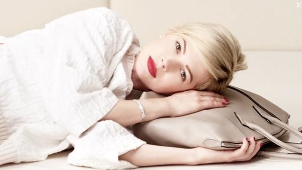 Мишель Уильямс для Louis Vuitton