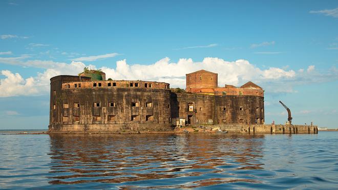 Экскурсии на форты Кронштадта: фото, цены, контакты