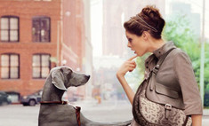 Коко Роша в весенней рекламной кампании Longchamp