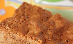 Шоколадное печенье с орехами: фоторецепт