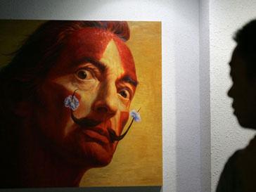 Выставка Сальвадора Дали