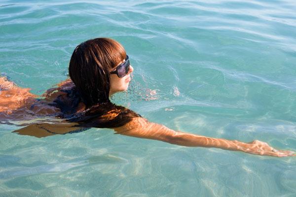 Кардио: плавание