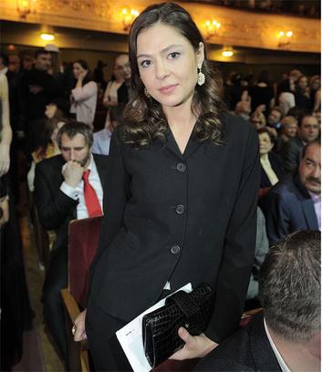 Елена Лядова, лучшая актриса Ника-2014