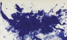 Christie's представляет полотно Ива Кляйна, расписанное нагими телами