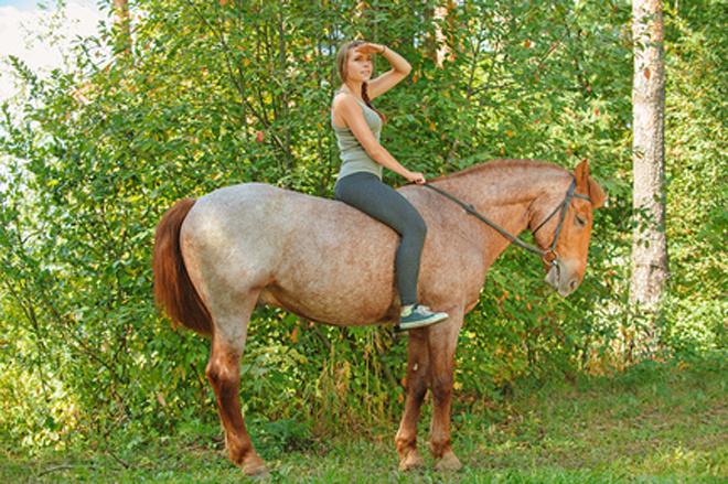 Покататься на коне Саратов