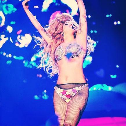 Леди Гага фото 2014