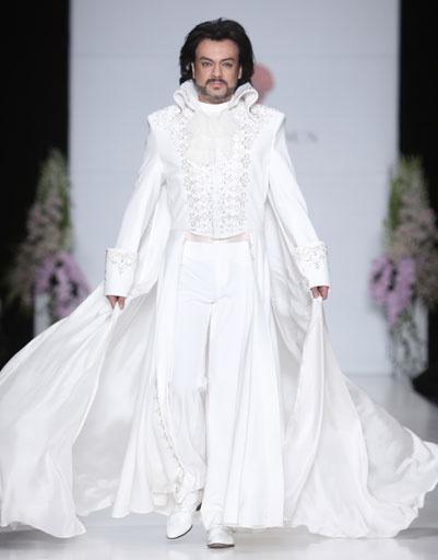 Показ коллекции ELENA SOUPROUN осень-зима 2013/14 на Mercedes-Benz Fashion Week Russia