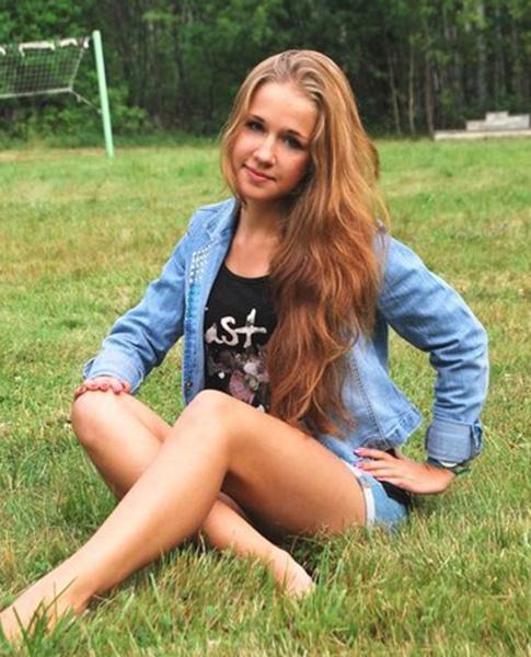 Екатерина Алешина, студентка, фото