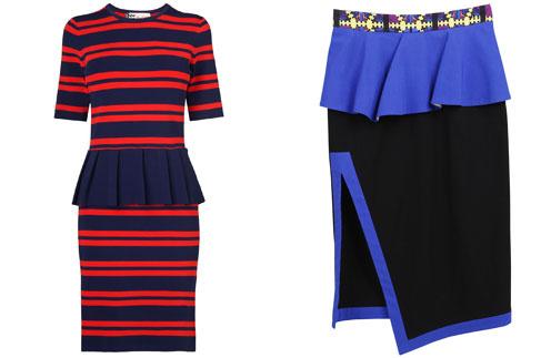 Платье Jaeger, юбка LUBLU Kira Plastinina
