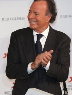 Хулио Иглесиас: новости