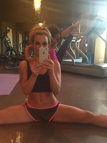 Бритни Спирс похудела, фото