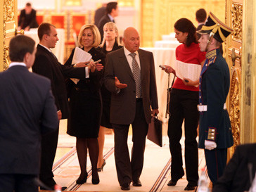Юрий Лужков не будет президентом