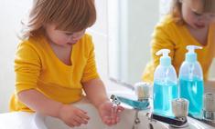 Преимущества жидкого детского мыла