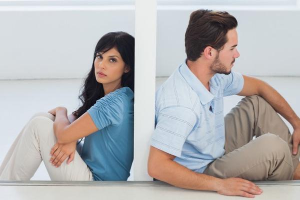Кризис в отношениях: любовь прошла