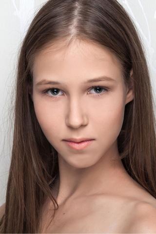 Молодые модели
