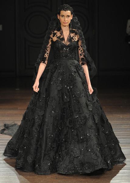 Лучшие коллекции Недели свадебной моды   галерея [5] фото [11]