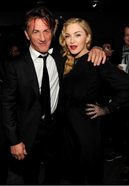 Мадонна и Шон Пенн снова встречаются