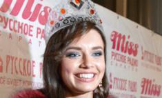 «Мисс Русское Радио Саратов» получила корону из рук известного певца