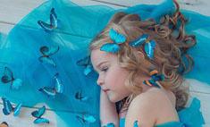 100 фото самых красивых детей-моделей