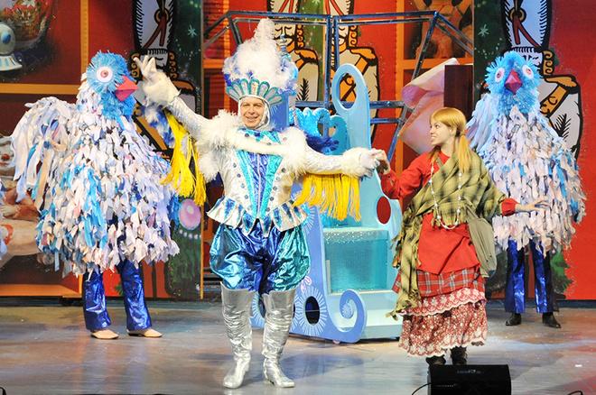 Новогодние представления в Ростове: театры, выступления, концерты на Новый год 2015