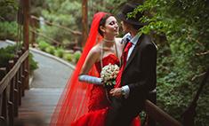 Необычные свадьбы в Ростове? Смотрим и удивляемся!