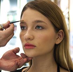 Новогодний макияж: образ за 10 минут