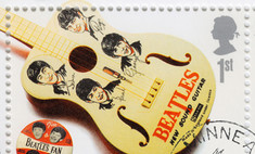 Текст песни The Beatles бьет рекорды продаж