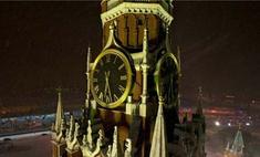 В новогоднюю ночь в центре Москвы ограничат движение