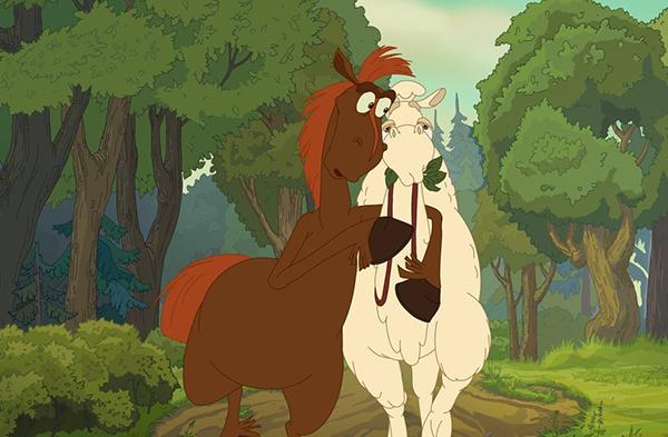 «Три богатыря: Ход конем»