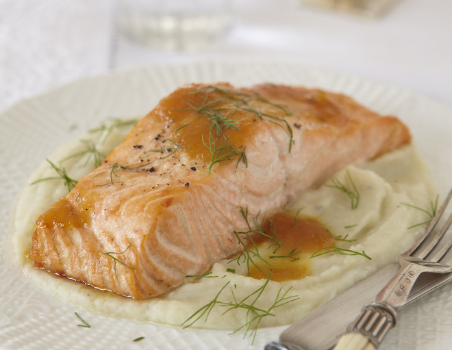 вкусный рецепт приготовления лосося в духовке