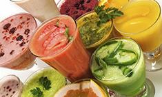 Фруктовое лето: 10 простых рецептов вкусных коктейлей
