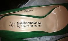 Наталья Водянова сделала модный подарок Ксении Собчак