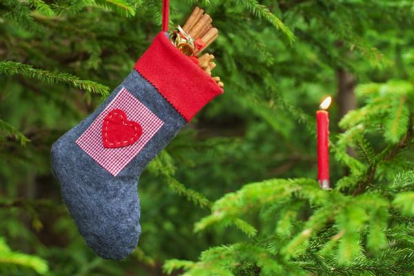 Идеи для рождественского сапожка