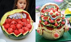Большая ягода: Фестиваль арбузов прошел в Иркутске