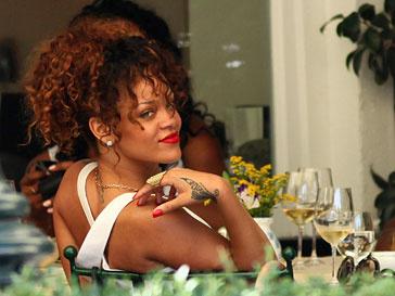 В музее мадам Тюссо появилась статуя Рианны (Rihanna)