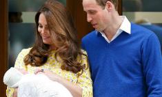 Принцессу назвали в честь бабушки и королевы