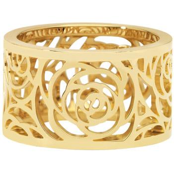 Золотое кольцо Chanel