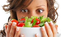 Острые углы «овощного стола»: вегетарианство и беременность