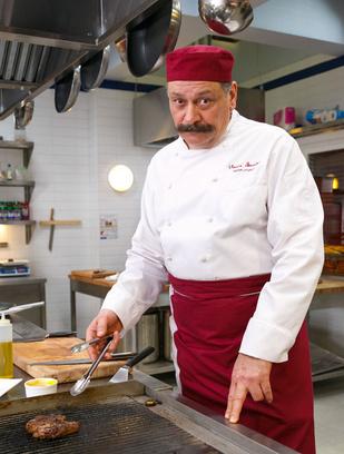 Рецепты из сериала «Кухня»
