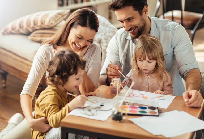 Дудл играть, нетрадиционное рисование для детей