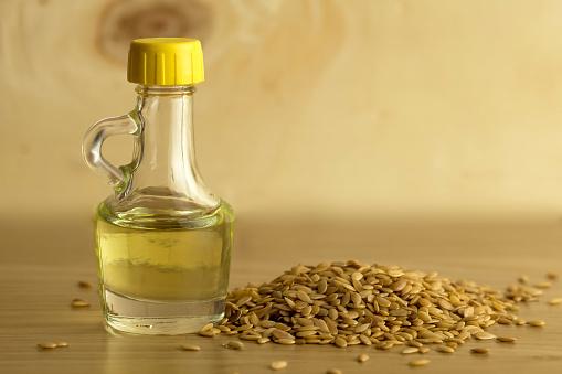 льняное масло при запорах