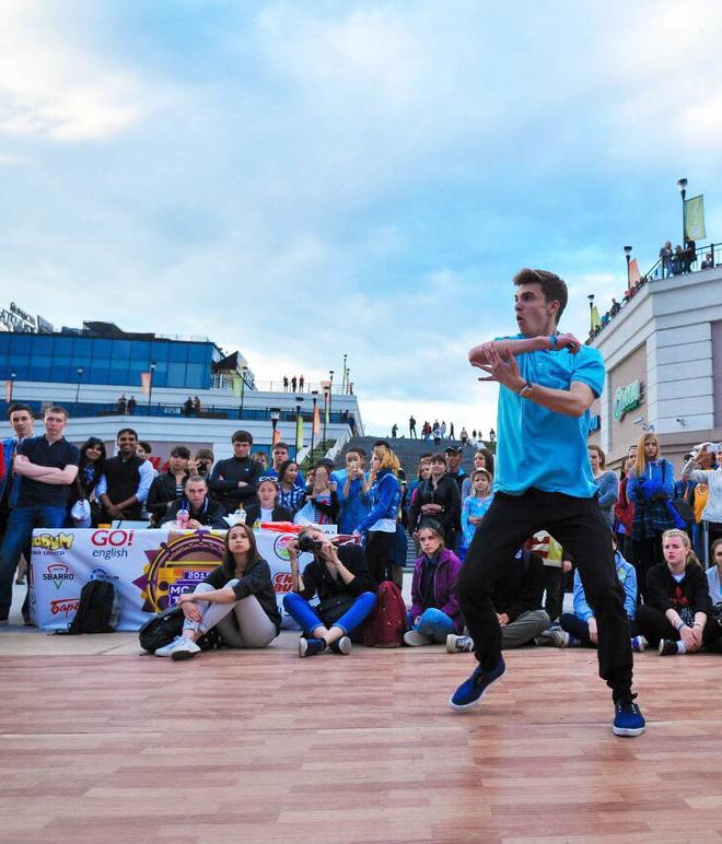 танцевальные школы Иркутска: танцевальная школа «First Step»