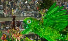 Завершился Карнавал в Рио-де-Жанейро