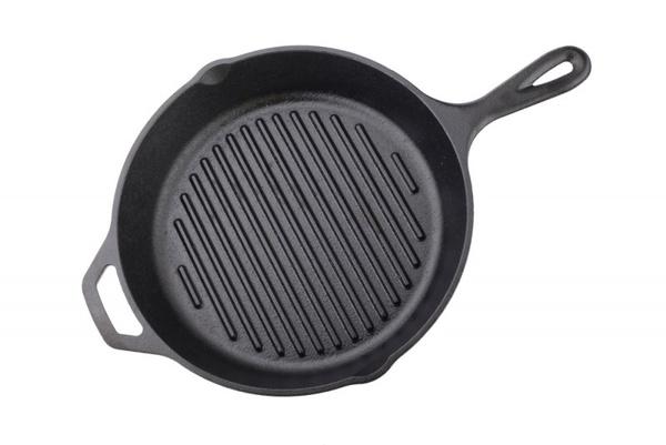 Что такое сковорода гриль