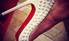 Виктория Боня раскрыла секрет любимой пары туфель