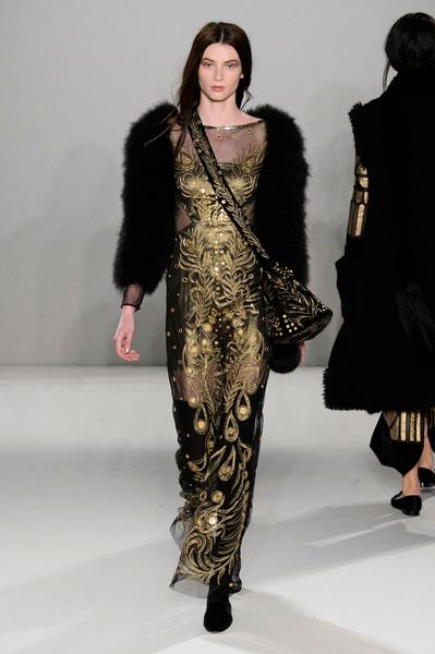 Неделя моды в Лондоне: 22 февраля   галерея [2] фото [8]