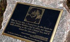 В Чикаго увековечили первый поцелуй Барака Обамы