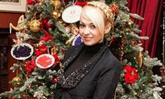 Рудковская показала безвкусный новогодний образ